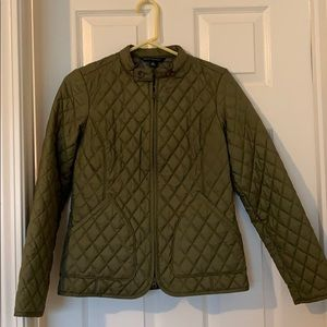 Banana republic lightweight puffer